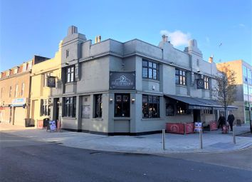 Thumbnail Pub/bar for sale in Oxford Street, Weston-Super-Mare