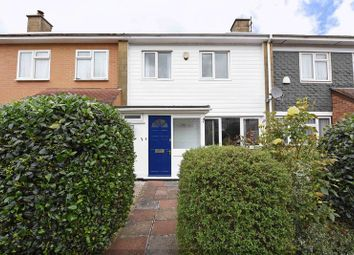 Thumbnail 3 bed terraced house for sale in Meadow Way, Theale, Reading