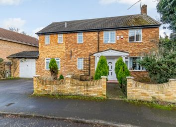 4 bed detached house for sale in Cobs Way, New Haw, Addlestone KT15