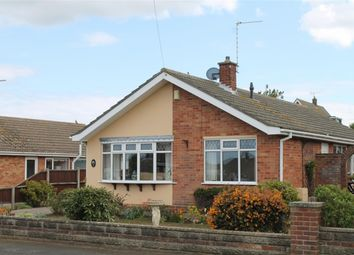Thumbnail 3 bedroom detached bungalow for sale in Alexander Close, Caister-On-Sea, Great Yarmouth
