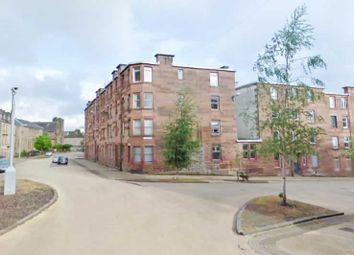 Thumbnail 1 bedroom flat for sale in 21D, Robert Street, Port Glasgow PA145Nd