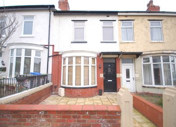 Thumbnail 2 bedroom terraced house for sale in Lune Grove, Blackpool