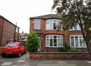Thumbnail 3 bed semi-detached house for sale in Highbury Avenue, Middlesbrough