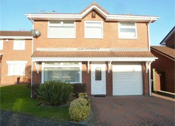 Thumbnail 4 bed detached house for sale in Beechwood Close, Jarrow, Tyne And Wear