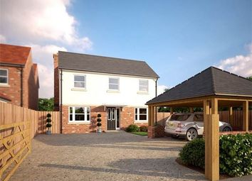 Thumbnail 4 bed detached house for sale in Laurels, Church Lane, Widdington, Saffron Walden