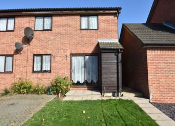 Thumbnail 2 bed end terrace house for sale in Essex Avenue, Sudbury