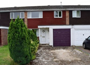 Thumbnail 3 bedroom terraced house to rent in Swan End, Buckden, St. Neots