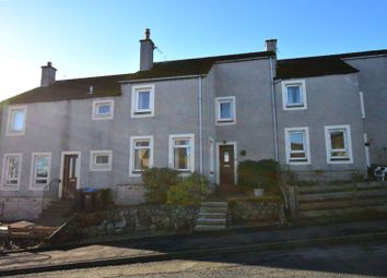 Thumbnail 2 bed terraced house for sale in Whitefield Crescent, Newtown St Boswells