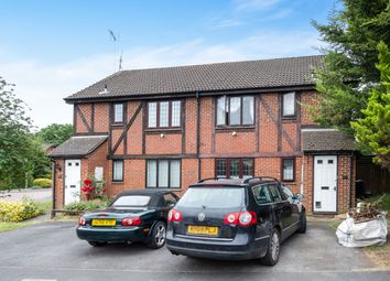 Thumbnail 1 bed flat to rent in Morley Close, Yateley