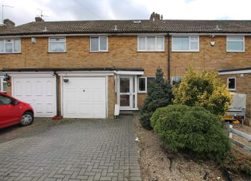 Thumbnail 3 bed terraced house for sale in Cardinal Way, Rainham