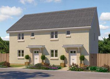 "Thumbnail 3 bedroom terraced house for sale in ""Bonnyton"" at Clippens Drive, Edinburgh"