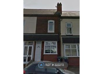 Thumbnail 3 bed terraced house to rent in Darlaston Rd, Walsall
