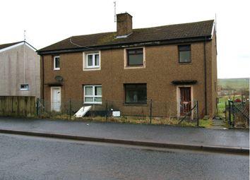 Thumbnail 3 bedroom semi-detached house for sale in Ashmark Avenue, New Cumnock, Cumnock