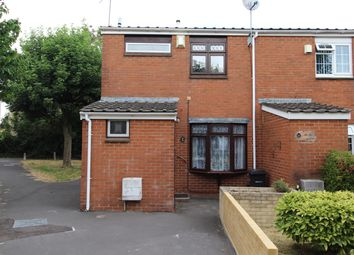 Thumbnail 3 bed end terrace house for sale in Hawksmoor Close, Whitchurch