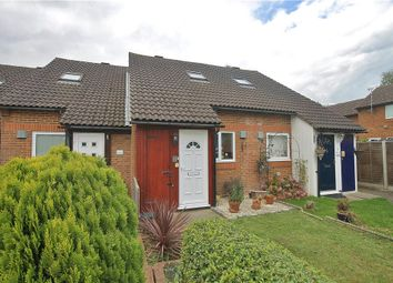 Thumbnail 1 bed terraced house for sale in Douglas Road, Stanwell, Staines-Upon-Thames, Surrey