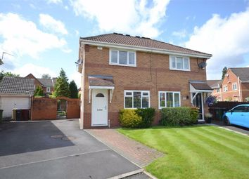Thumbnail 3 bed semi-detached house for sale in Edenbridge Drive, Manchester