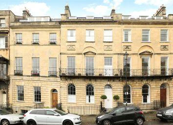 Marlborough Buildings, Bath BA1. 3 bed maisonette