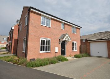 Thumbnail 3 bed detached house for sale in Kelburn Road, Orton Northgate, Peterborough