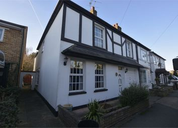 Thumbnail 4 bed semi-detached house for sale in Chapel Lane, Uxbridge, Greater London
