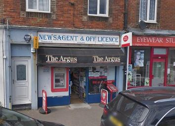Thumbnail Retail premises for sale in Brighton Road, Lancing
