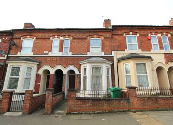 Thumbnail 3 bed terraced house for sale in Noel Street, Forest Fields, Nottingham