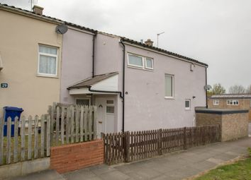 Thumbnail 4 bedroom end terrace house for sale in Fritton Court, Haverhill