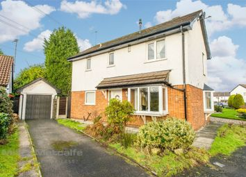 Thumbnail 3 bedroom detached house for sale in Ridingfold Lane, Worsley, Manchester