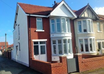 Thumbnail 3 bed semi-detached house to rent in Lowther Road, Fleetwood