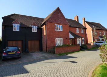 Thumbnail 5 bed detached house for sale in Amey Close, Sutton Courtenay