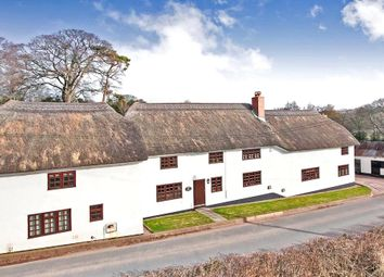 Thumbnail 6 bed detached house for sale in East Budleigh, Budleigh Salterton