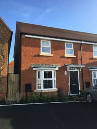 Thumbnail 3 bed end terrace house to rent in Hamble Rise, Swanmore, Southampton