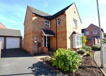 Thumbnail 3 bed detached house for sale in Lordswood Road, Trentham Lakes, Stoke-On-Trent