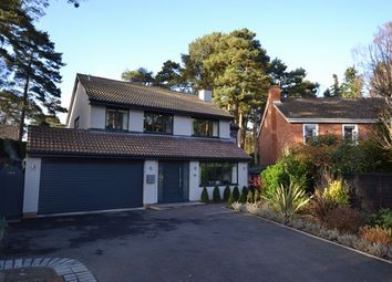 Thumbnail 4 bed detached house for sale in Dukes Mead, Fleet