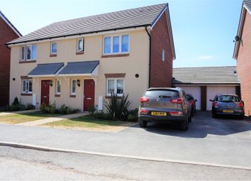 Thumbnail 3 bed semi-detached house for sale in Thistle Bridge Road, Barnstaple
