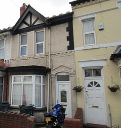 Thumbnail 2 bed terraced house for sale in Mary Road, Handsworth, Birmingham