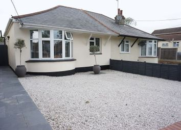 Thumbnail 2 bed bungalow for sale in Woodfield Road, Hadleigh, Benfleet