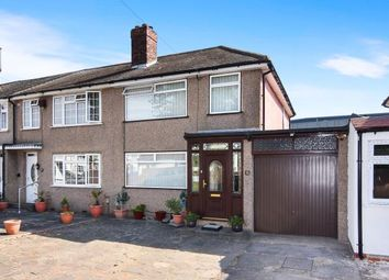 Thumbnail 3 bedroom end terrace house for sale in Spring Gardens, Hornchurch