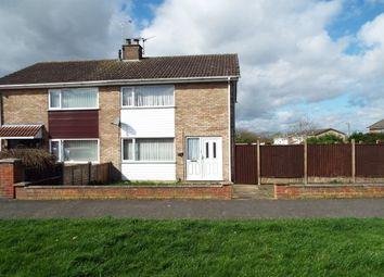Thumbnail 3 bed property to rent in Larne Road, Lincoln