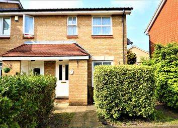 Thumbnail 2 bed end terrace house to rent in Swallow Close, Chafford Hundred, Grays