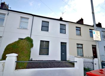 Thumbnail 3 bed terraced house for sale in Severn Road, Pontcanna, Cardiff