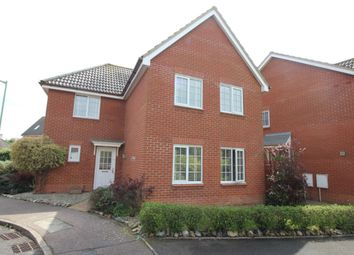 Thumbnail 4 bedroom detached house for sale in Dorley Dale, Carlton Colville, Lowestoft