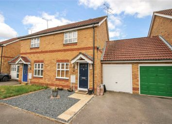 Thumbnail 2 bed semi-detached house for sale in Barker Close, Arborfield, Berkshire