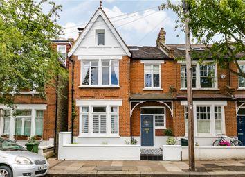 St. Ann's Road, Barnes, London SW13. 5 bed end terrace house