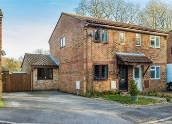 Thumbnail 2 bed semi-detached house for sale in Puttocks Close, Hammer, Haslemere, Surrey