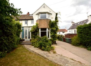 Thumbnail 4 bed semi-detached house for sale in Shortway, Woodhall, Pudsey, West Yorkshire