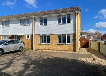 Thumbnail 3 bed end terrace house for sale in Perrywood Close, Holbury, Southampton