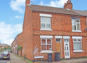 Thumbnail 3 bed end terrace house to rent in Oxford Street, Loughborough