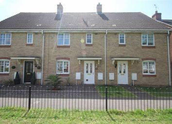Thumbnail 3 bed terraced house for sale in Endeavour Road, Oakley Park, Wiltshire