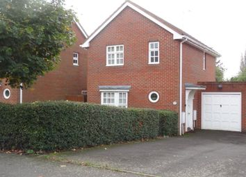 Thumbnail 3 bedroom detached house to rent in Longcroft Lane, Welwyn Garden City