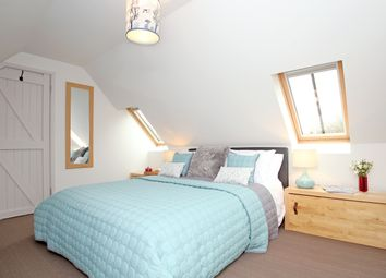 Thumbnail 1 bed cottage to rent in St Mary's Platt, Sevenoaks